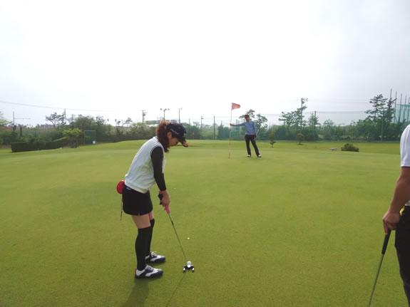 薄暮 ゴルフ プレー